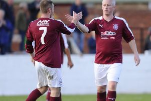 Linlithgow Rose will play Clyde and a Hearts XI at Prestonfield.