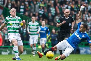 Celtic and Rangers go hea to head again this weekend