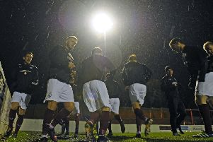 Linlithgow Rose will be under the Prestonfield lights against Jeanfield