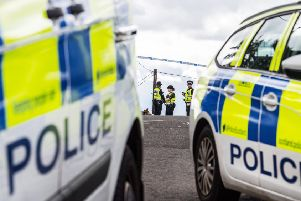 Police called in after golf club thefts
