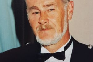 Tribute paid to Bo'ness man Allan