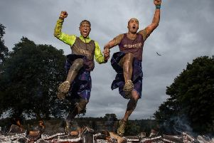 The Spartan Scotland race weekend  is heading to the Hopetoun Estate.