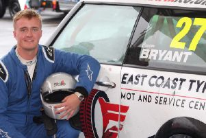 Cameron Bryant excelled in season finale at Knockhill last weekend