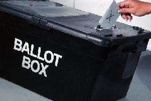 Local candidates for upcoming General Election announced