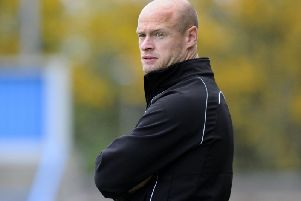 Brown Ferguson has admitted that hes down to the bare bones with his Linlithgow Rose squad