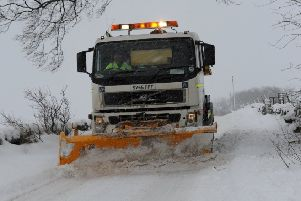 The snow has been causing disruption throughout the North-east