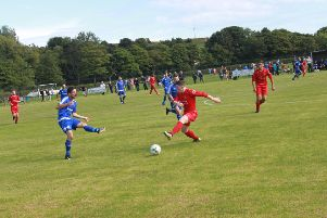 Stonehaven see off students to reach next round of North Cup