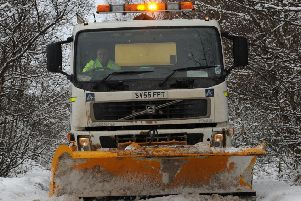 Aberdeenshire's roads crews are ready for the winter