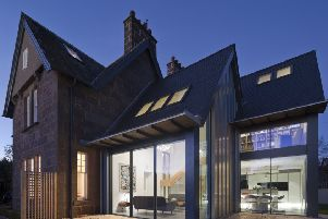 The Gables is in contention for Scotland's Home of the Year