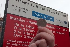 Under the new scheme Peterhead will lose its free hour's parking much enjoyed by motorists