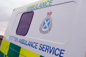 While208 attacks were made on medics specifically on calls in the North Region, across Scotland there were atotal of 1,889 assaults recorded over the same period