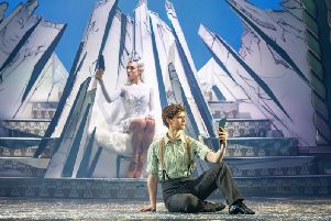 The Snow Queen enchanted the audience at His Majestys Theatre