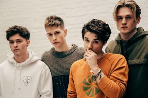 Meet pop rockers The Vamps at Glasgow Argyle Street from noon and the Edinburgh store at 5pm on Tuesday, July 18.