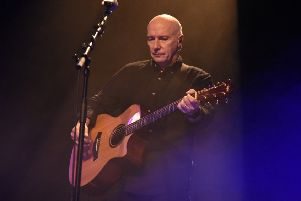 Midge Ure will be playing Queen's Hall in Edinburgh on Sunday, March 10, as part of his UK tour.