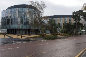 The University of Edinburgh Innovation Centre at Roslin Institute, Easter Bush.
