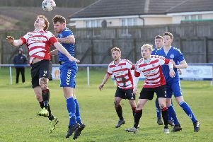Dundonald Bluebell v Bonnyrigg Rose (picture: George Wallace)