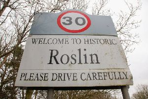 Roslin 'obliterated' by housing developments