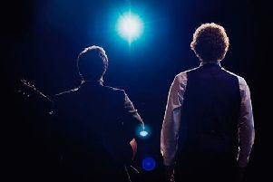 The Simon And Garfunkel Story is heading to the Brunton Theatre, Musselburgh.