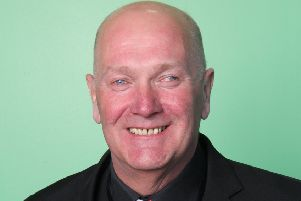 Bonnyrigg councillor and Midlothian Council leader Derek Milligan (Labour)