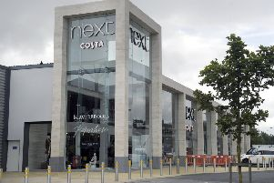 Police are following a positive line of enquiry following reports of thefts from Next and Pets at Home at Straiton Retail Park.