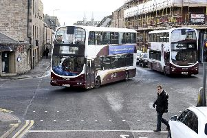 Drivers call off strike action on Lothian Buses