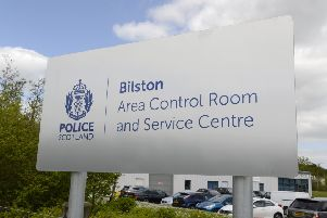 Police Scotland, Bilston Glen, Area Control Room and Service Centre.