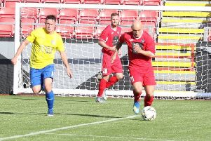 Penicuik hammer          Colts to set up second round            Stenny tie