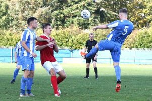 Penicuik 2-3 Hill of Beath (picture: Jim Dick)