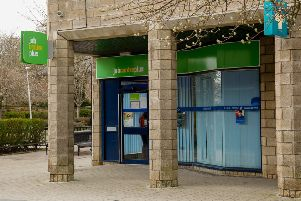 GV of the Job Centre in John St, Penicuik 23/04/18