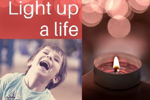 Play Midlothian has launched its Light Up a Life campaign.