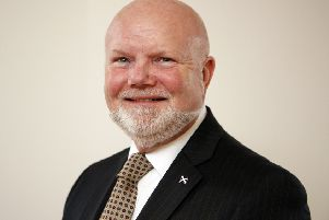 Midlothian North and Musselburgh MSP Colin Beattie. Photo: Andrew Cowan/Scottish Parliament