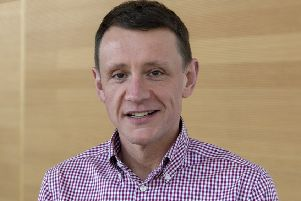 Nick Crofts, president of the Co-op Council.