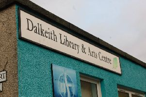 Dalkeith Library and Arts Centre.