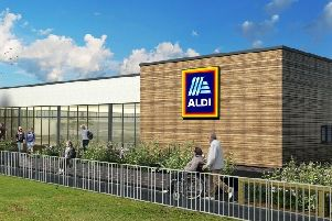 Aldi are looking to open a store in Dalkeith