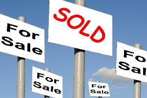 Midlothian house prices  increased slightly in  December