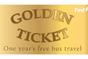 Find the golden ticket hidden in East Dunbartonshire - and win a year's free travel