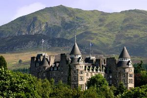 Atholl Palace Hotel in Pitlochry is a great weekend getaway (Photo: Contributed)