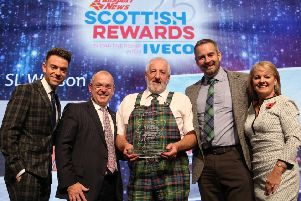 Bishopbriggs haulage company is crowned king of road