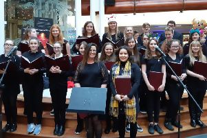 Boclair pupils on song for charity