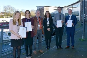 Dedicated East Dunbartonshire teachers receive recognition