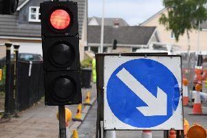 Delays for drivers as BT carries out work at Milngavie