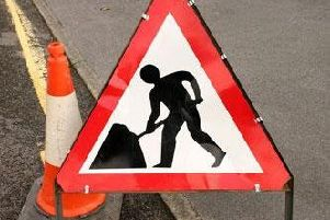 "Part of main road SHUT until June due to ""unforseen circumstances"" at Lenzie Station Improvement Project"