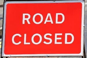 Weekend road closure at Milngavie as BT carries out work