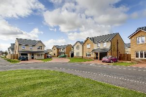 Plans to build 350 new homes at Robroyston