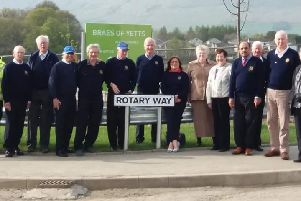 Kirkintilloch Rotary is simply streets ahead of the rest