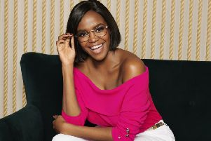 Galashiels glasses wearers have just a month left express their specs style and be in with a chance of winning �10,000 cash.'Dance diva, Oti Mabuse, kicked off Specsavers' Spectacle Wearer of the Year competition and is encouraging glasses wearers across the town to submit their entries before the deadline of Sunday, June 30.