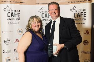 Top award for Lenzie deli – and FIVE other local venues make it through to final of Scottish Cafe awards