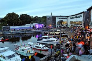 Line-up for Kirkintilloch Canal Festival is taking shape