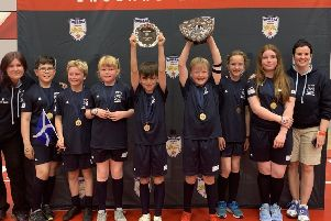 Strathblane Primary have taken the National POP Lacrosse Championship back to Scotland for the first time in 26 years.