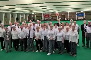 300 Bearsden bowlers protest against threat to indoor hall at new Allander Centre